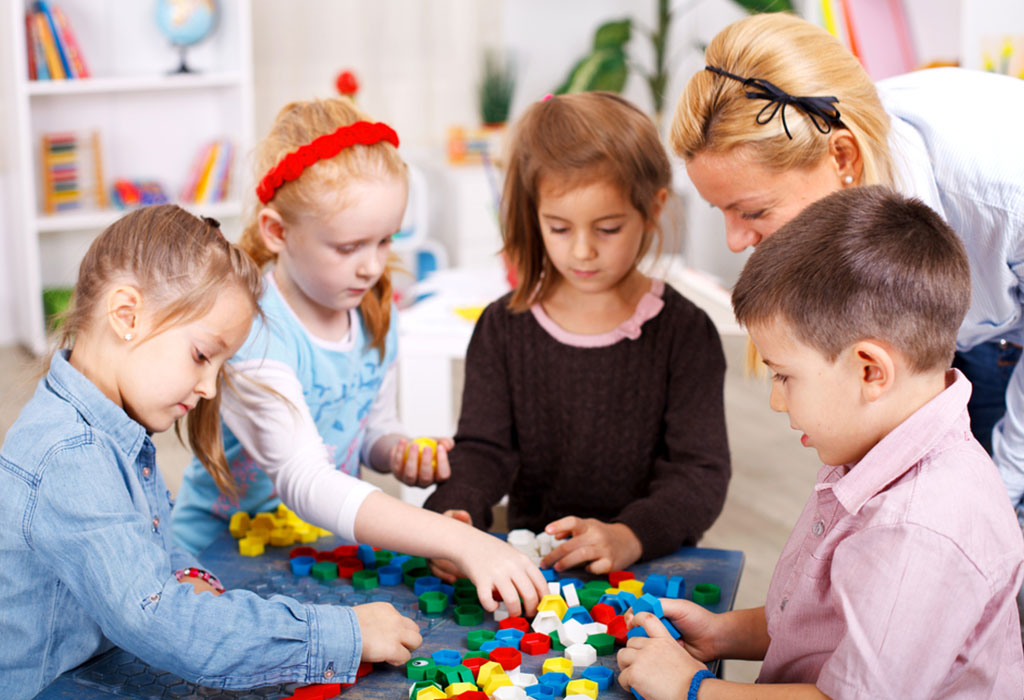 Abilitățile sociale ale copiilor cu TSA
